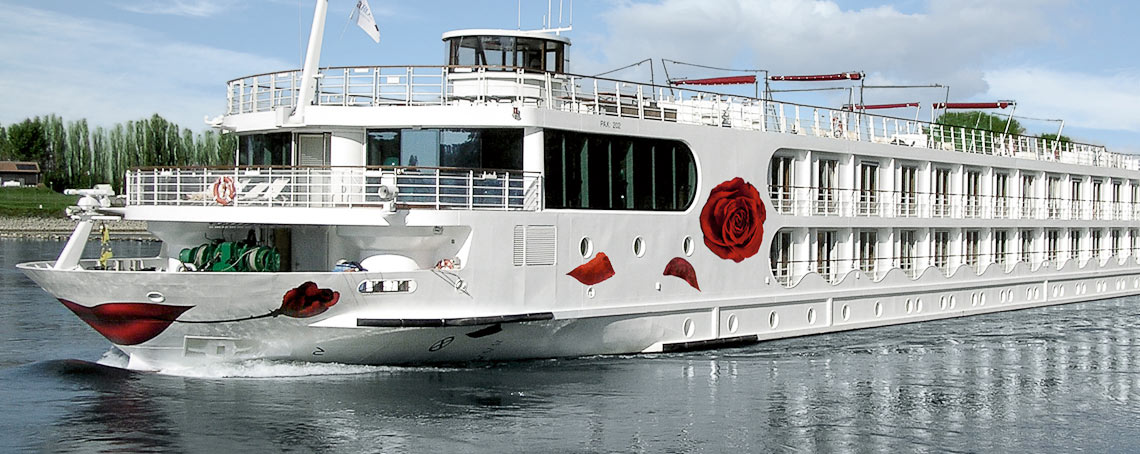 A-Rosa River Cruises in Europe
