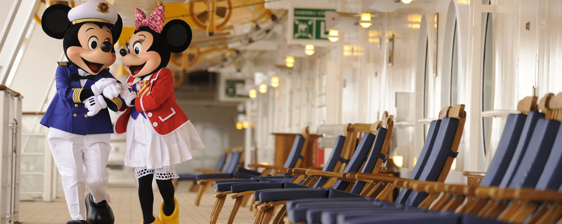 Fabulous North America with Disney Cruise